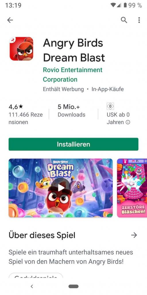 Instant 11 | Android-User.de