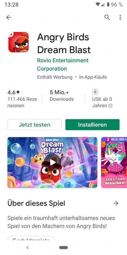 Instant 12 | Android-User.de