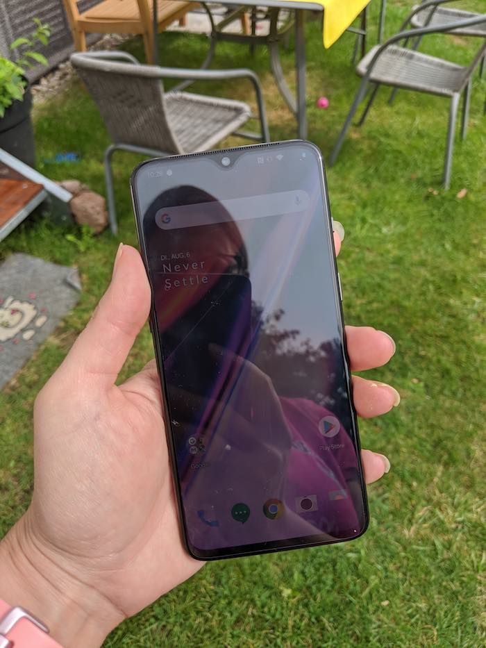 OnePlus 9 Display Sonne | Android-User.de