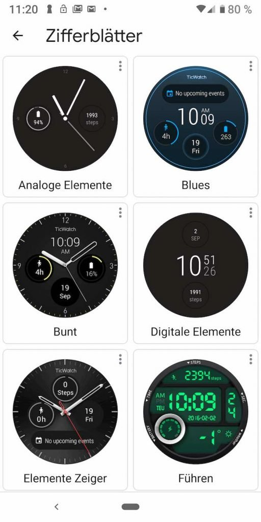 TicWatch S23 | Android-User.de