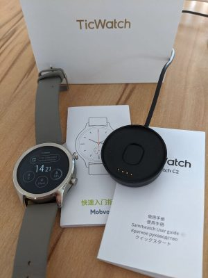 TicWatch S26 | Android-User.de