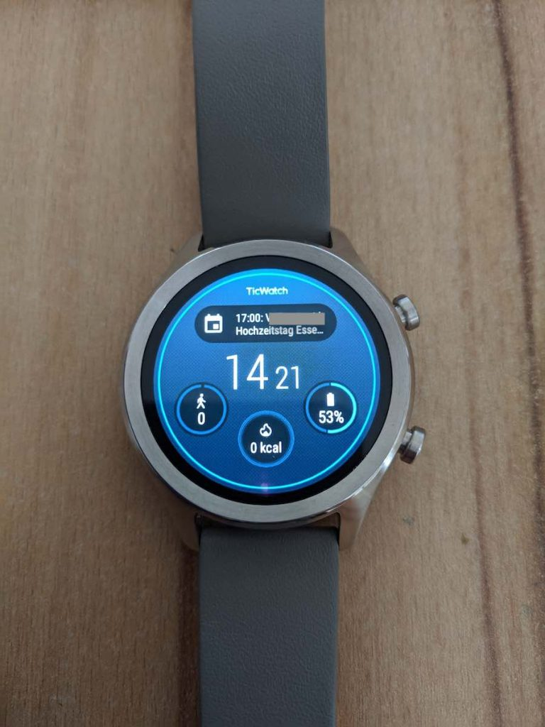 TicWatch S29 | Android-User.de