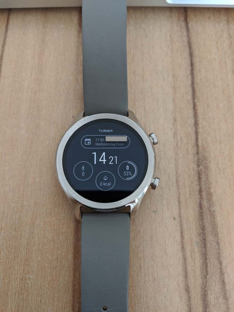 TicWatch S30 | ANdroid-User.de