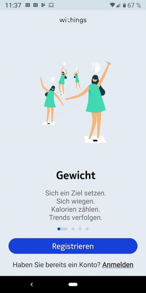 Withings 1 | Android-USer.de