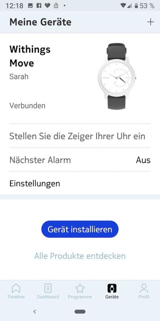 Withings 24 | Android-USer.de