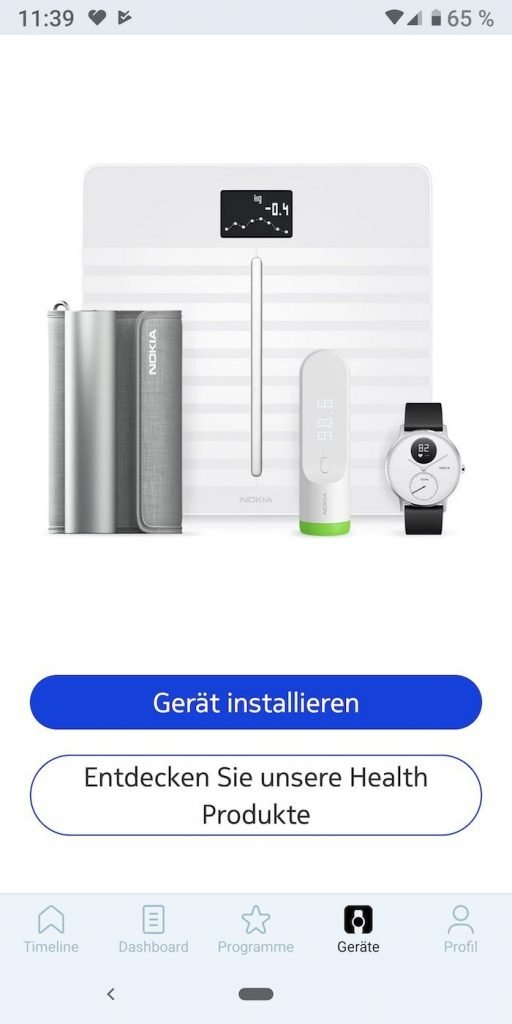 Withings 3 | Android-User.de