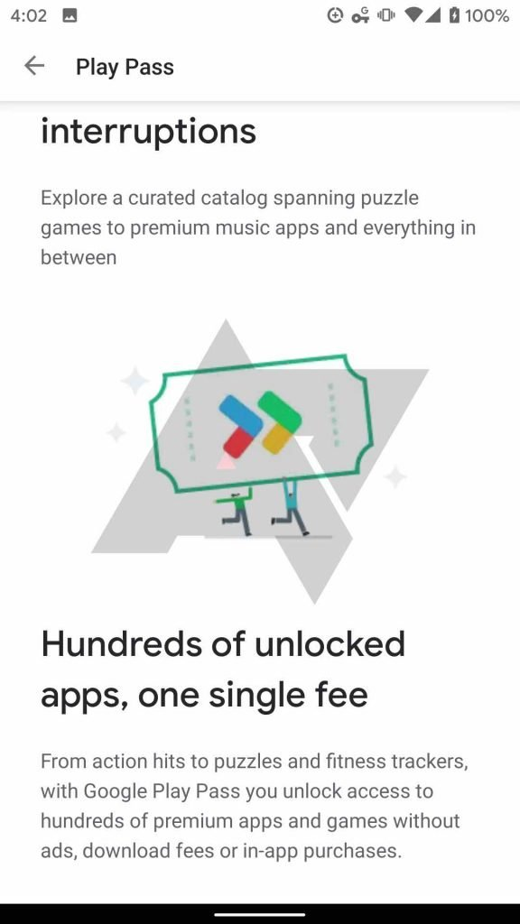 google-play-pass-screenshot-4 | Android-User.de