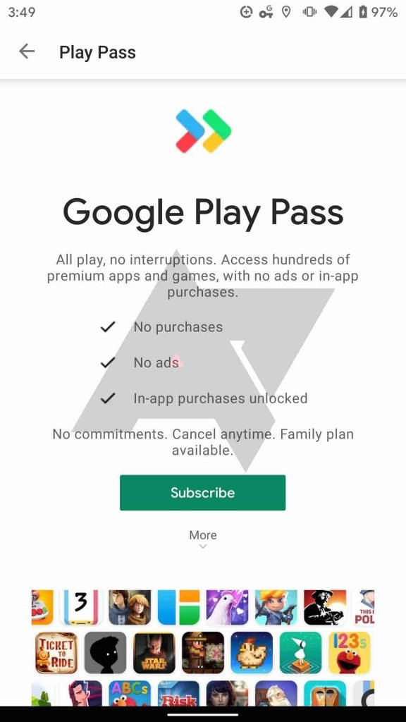 google-play-pass-screenshot-5 | Android-User.de