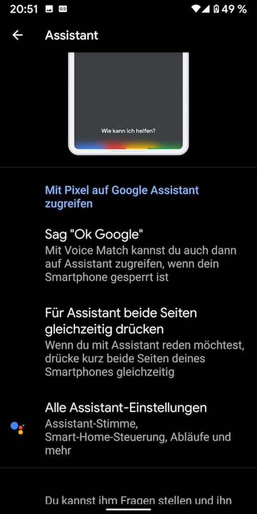 Assistant 2   Android-User.de