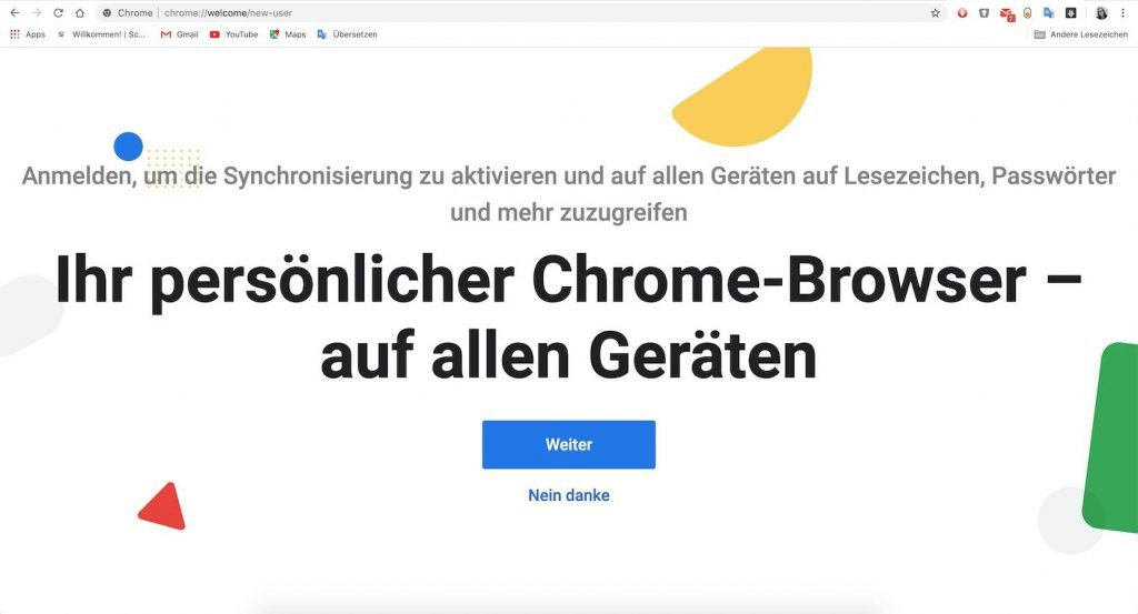 Chrome 5 | Android-User.de