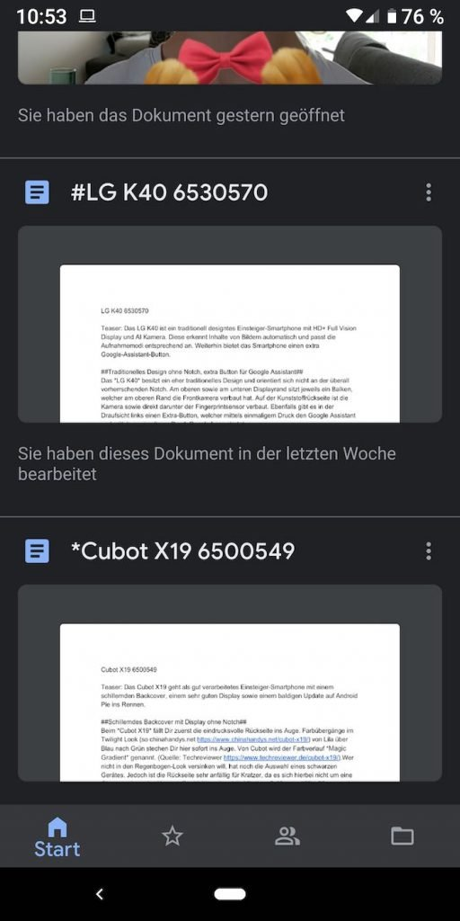 Drive 4 | Android-User.de