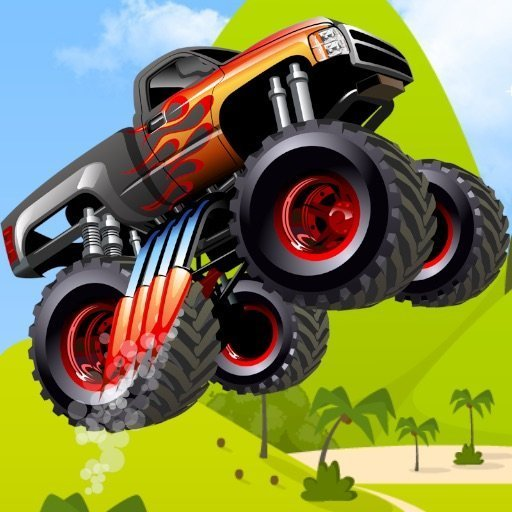 Monster Truck Free Drive 4×4 Racing Games