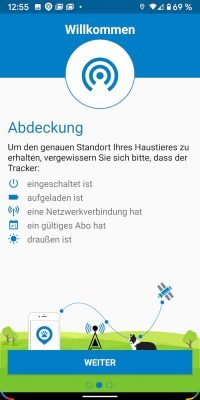 Tracktive 10 | Android-User.de