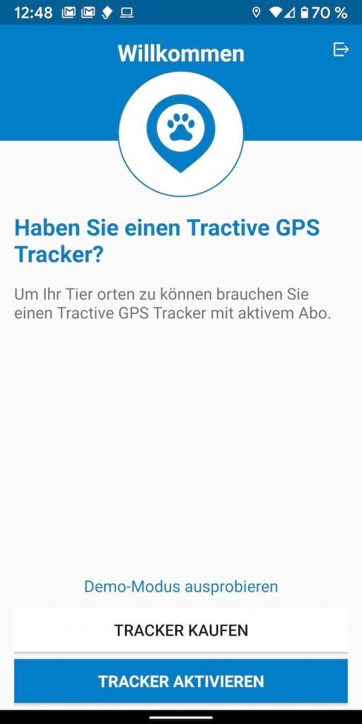 Tracktive 6.1 | Android-User.de