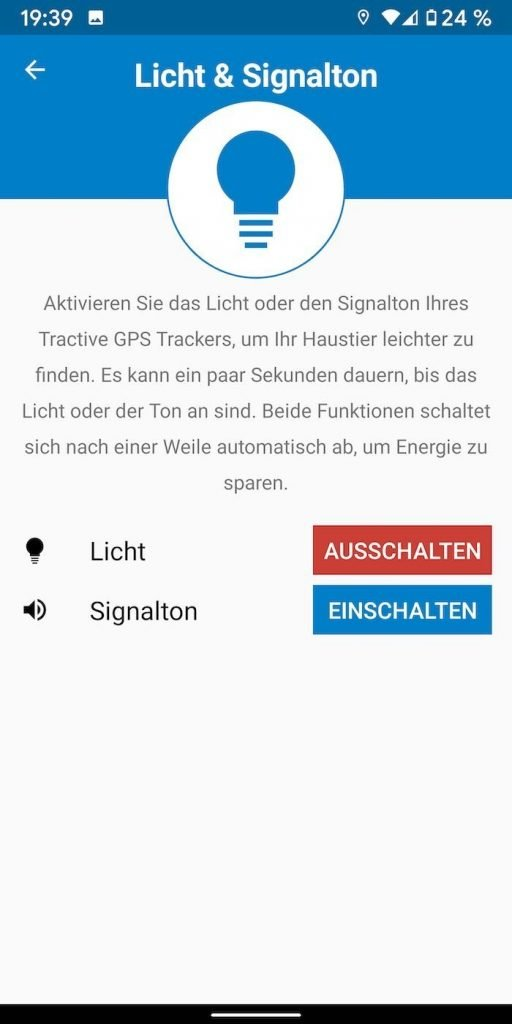 Tractive 5 | Android-USer.de