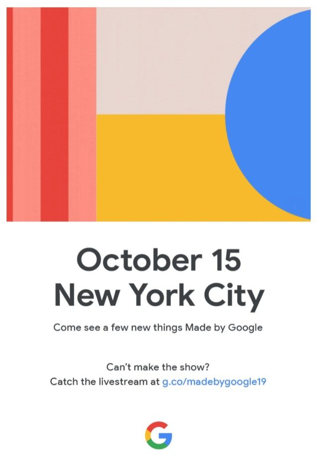 made-by-google-2019-invite | Android-User.de