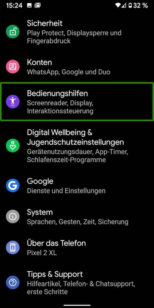 Android 16 | Android-User.de