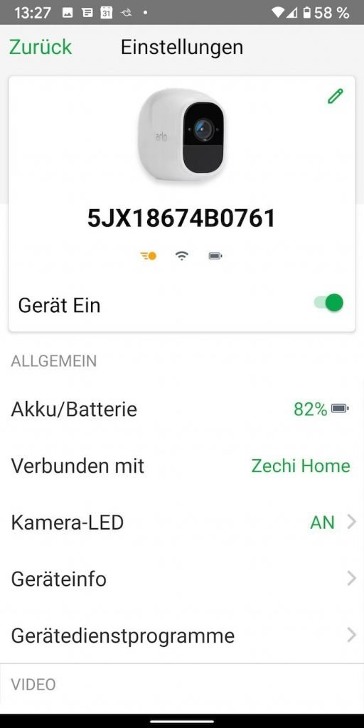 Arlo 21 | ANdroid-User.de