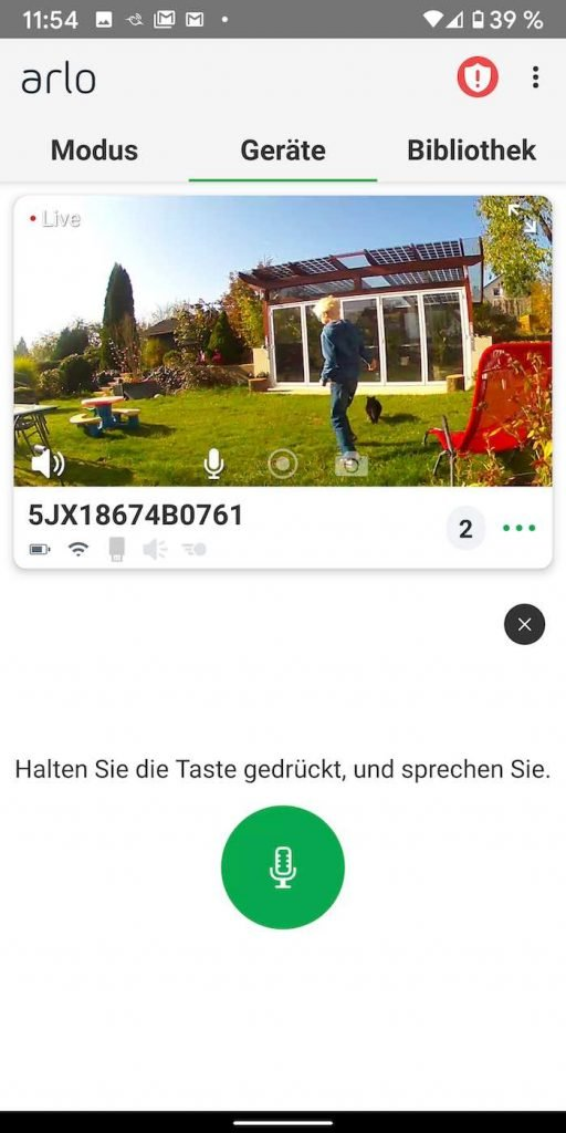 Arlo 32 | Android-User.de