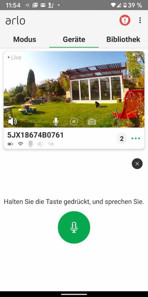 Arlo 33 | Android-User.de