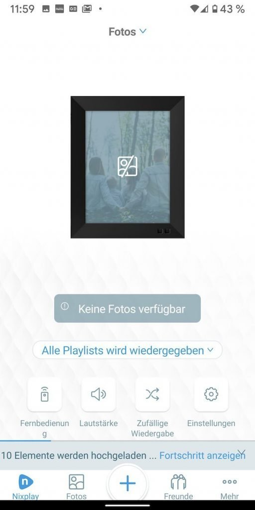 Nixplay 7 | Android-User.de