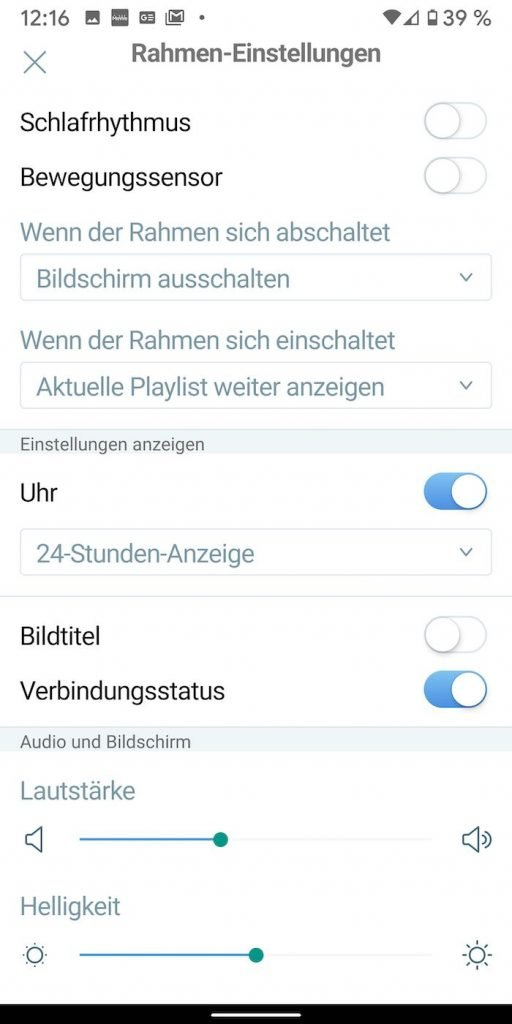 Nixplay 9 | Android-User.de