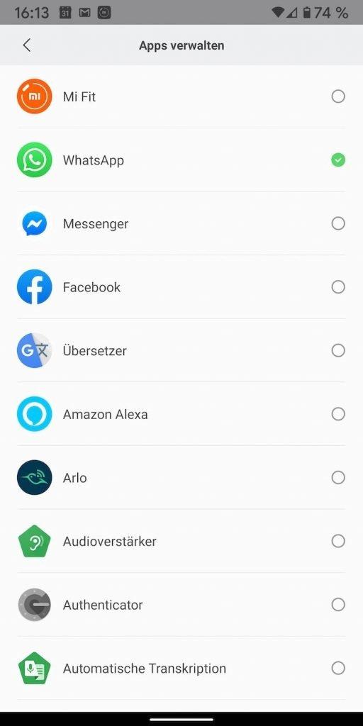 Amazfit 20 |Android-User.de