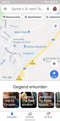 Maps 1   Android-User.de