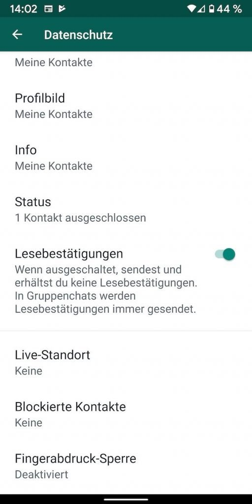WhatsApp 1 | Android-User.de