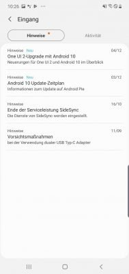 Samsung Members Infos | Android-User.de