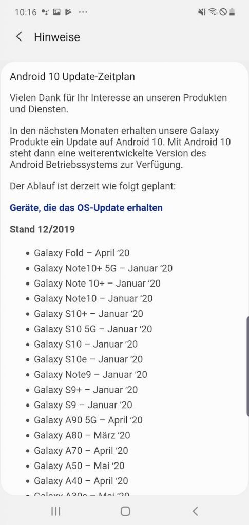 Samsung Members Update 1 | Android-User.de