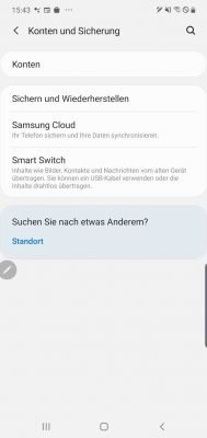 Samsung Smart Switch | Android-User.de