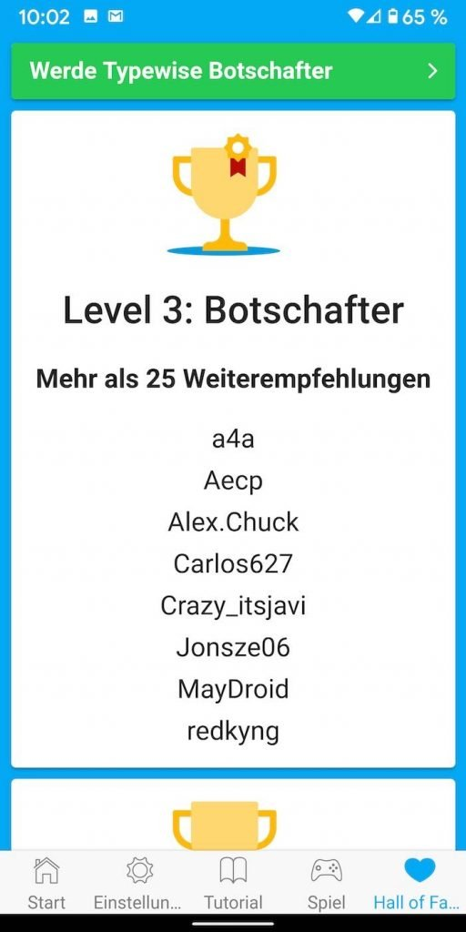 Typewise 14 | Android-User.de