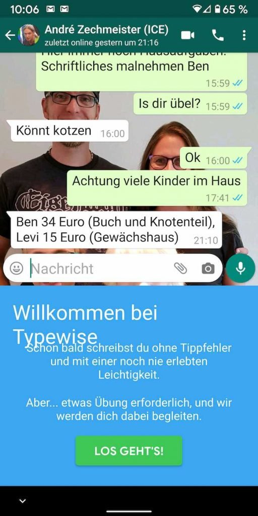 Typewise 16 | Android-User.de
