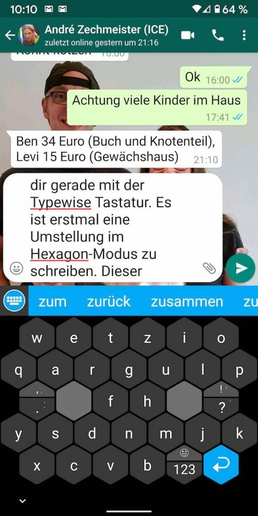 Typewise 17 | Android-User.de