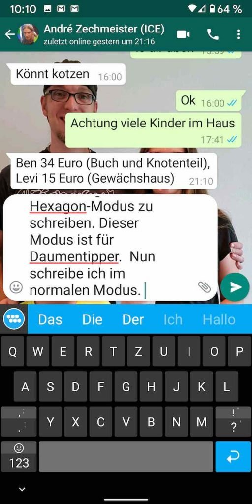 Typewise 19 | Android-User.de