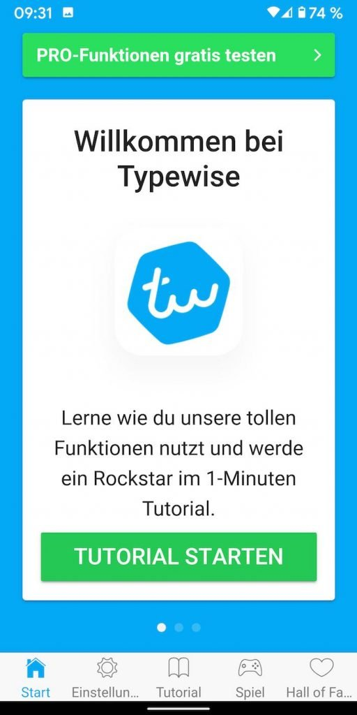 Typewise 3 | Android-User.de
