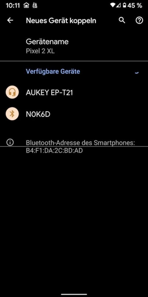 Aukey 9 | Android-User.de