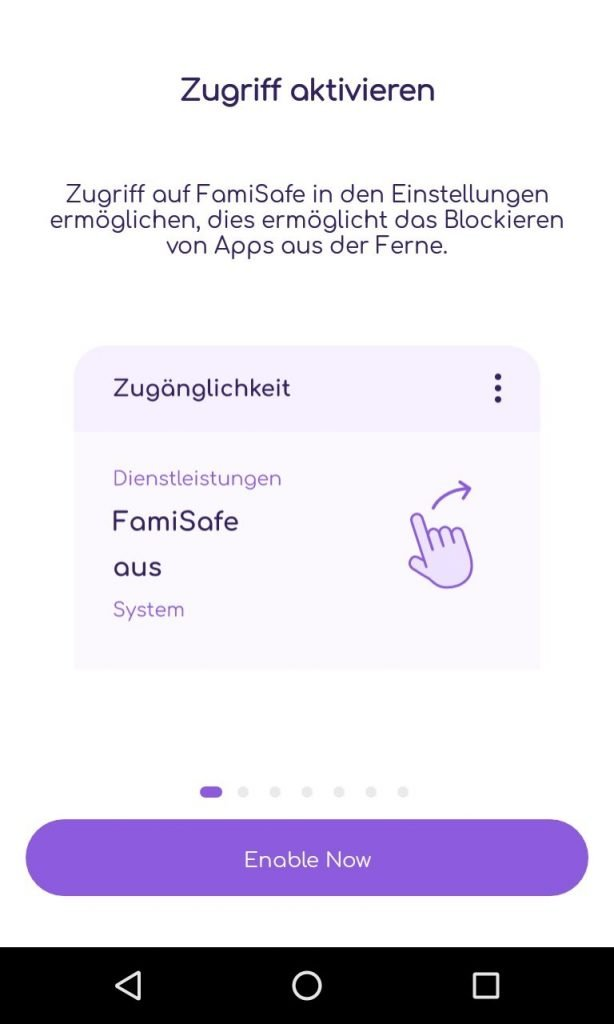 FamiSafe 2 | Android-USer.de