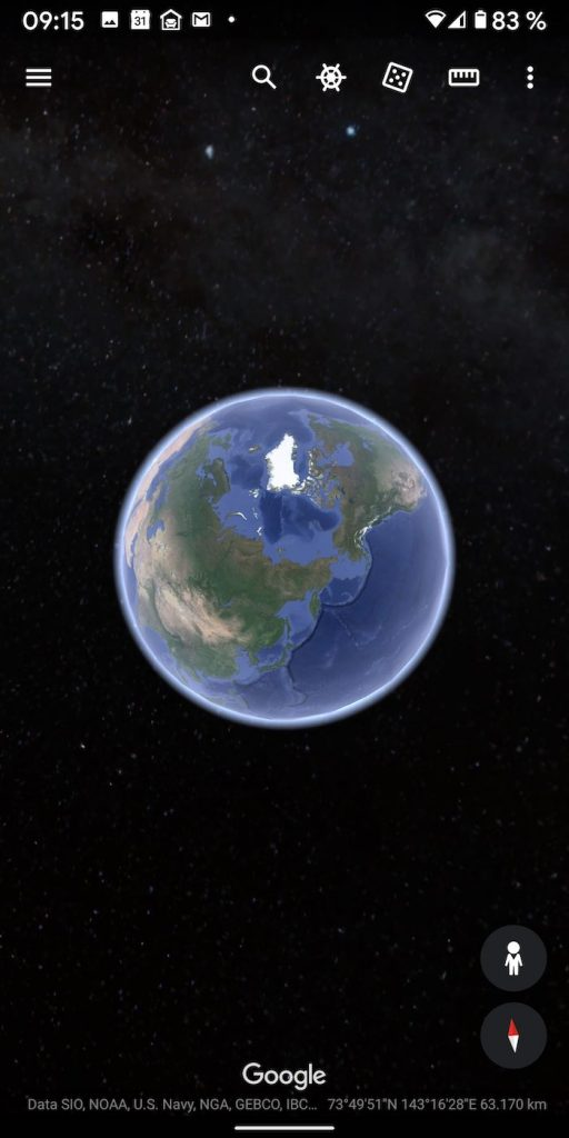 Google Earth 1 | Android-User.de