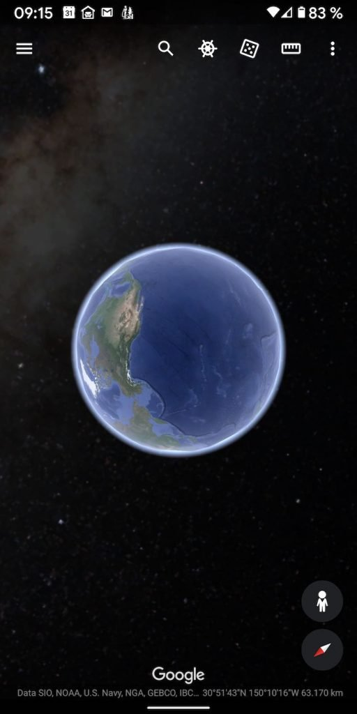 Google Earth 2 | Android-User.de