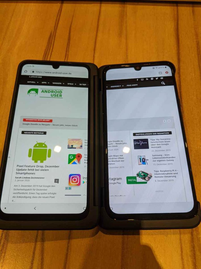 LG 10 | Android-USer.de