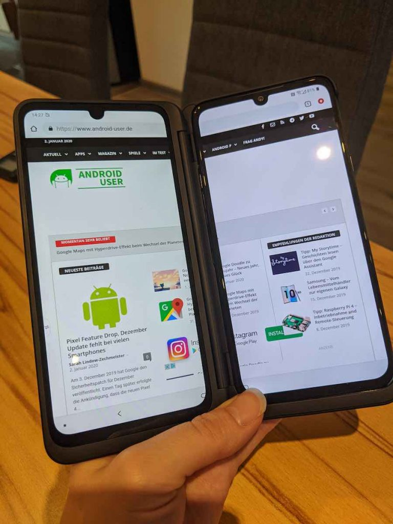 LG 11   Android-USer.de