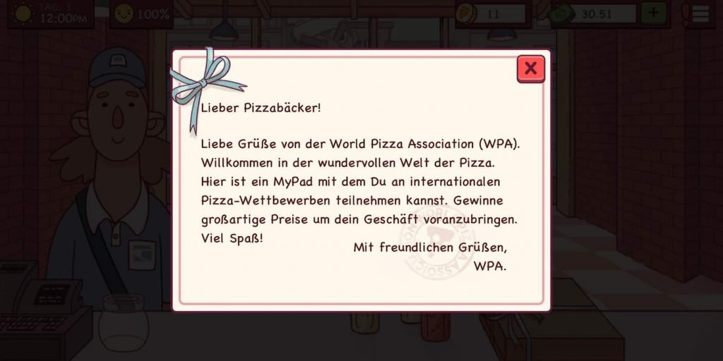 Pizza 10 | Android-User.de