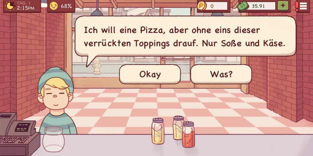 Pizza 5 | Android-User.de