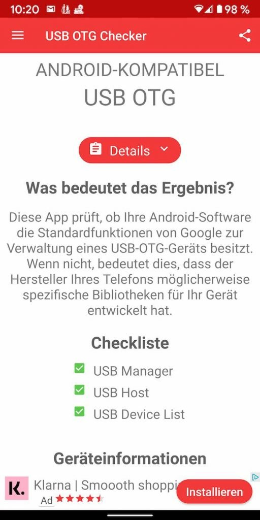 USB 2 | Android-User.de