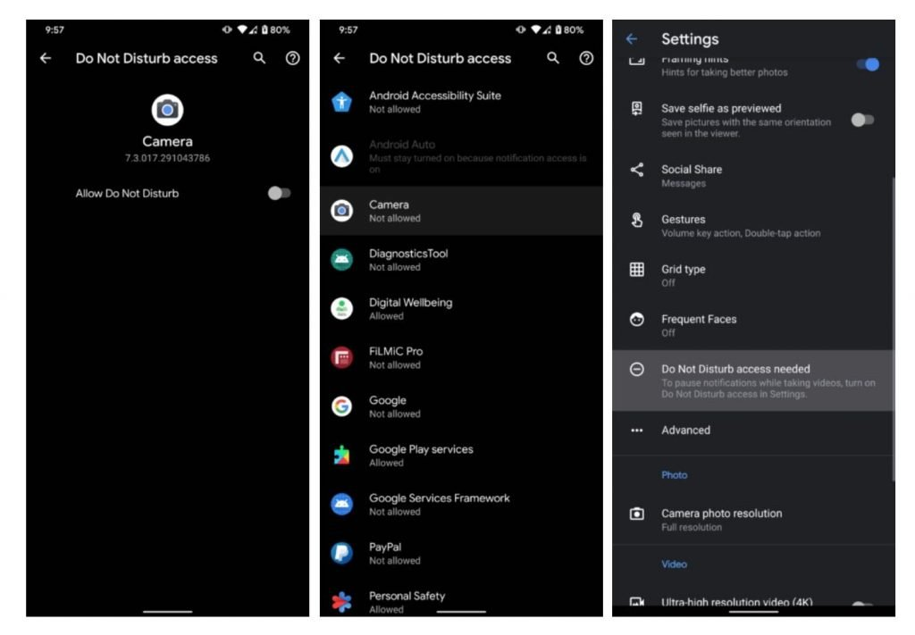 Android 11 Disturb | Android-User.de
