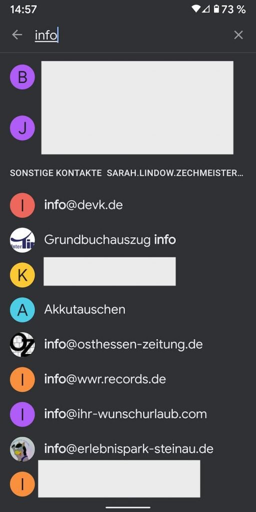 Contacts 3 |Android-User.de