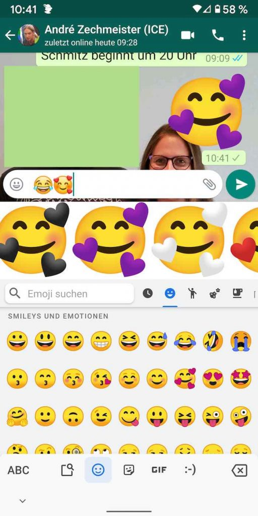 Emoji 5 | Android-User.de