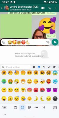 Emoji 6 | Android-USer.de